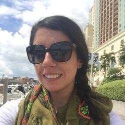 Danielle Hubner Selfie